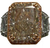 Brown Diamond jewelry