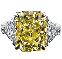 Yellow Diamond jewelry
