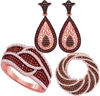 Red Diamond jewelry
